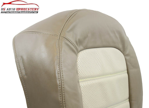 2005 Ford Explorer Driver Bottom Seat Cover Eddie Bauer Tan