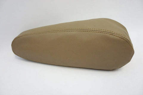 1998 GMC Yukon SLT Leather SLE -PASSENGER Side Replacement Armrest Cover TAN - usautoupholstery