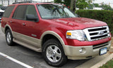 2002 Ford Expedition *Driver Side Bottom Captain Bucket Leather Seat Cover TAN* - usautoupholstery
