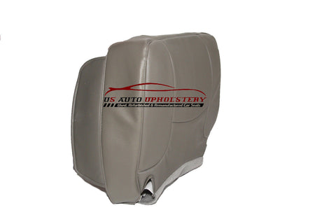 2002 2005 Dodge Ram Driver Side Bottom Synthetic Leather Seat Cover