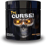 The Curse Pre workout 50. skammtar