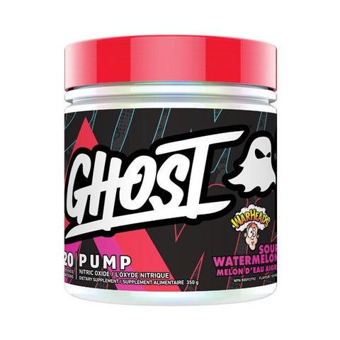 GHOST® PUMP koffínlaust Pre workout