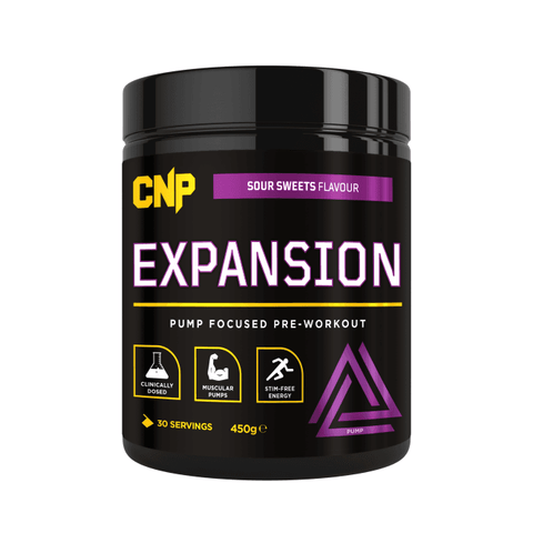 Expansion Pre workout koffínlaust 30 skammtar