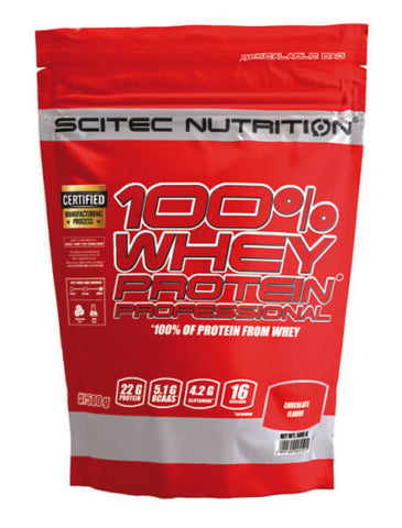 100% Whey Protein Professional 500gr