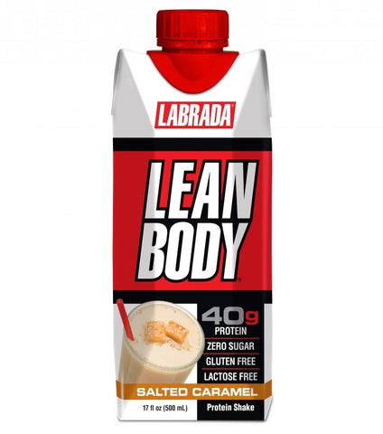 LEAN BODY® Salted Caramel 500ml - 12stk