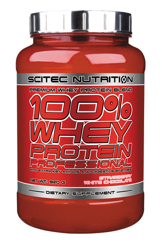 100% Whey Protein Professional 920gr