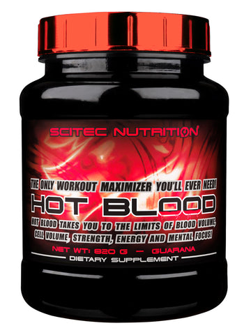Hot Blood 820gr (41 skammtur)