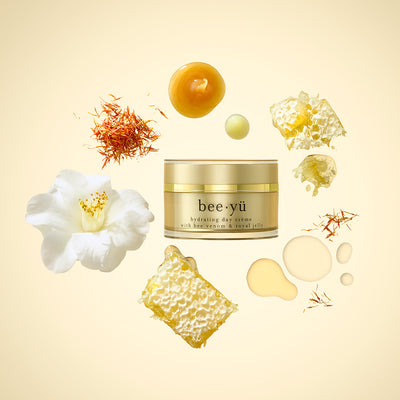 bee yü manuka honey day cream with its natural ingredients