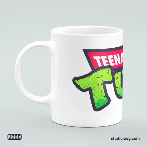 Teenage Mutant Ninja Torment - Mug