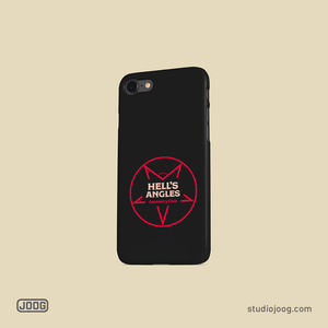 Hell's Angles – phone case