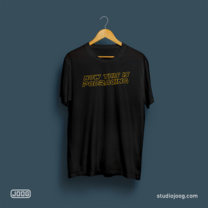 Podracing - T-shirt