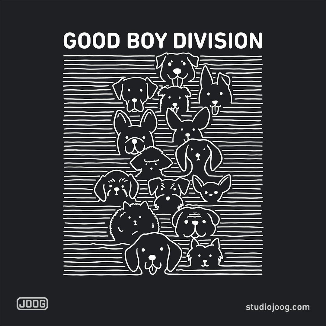 Good Boy Division - T-shirt