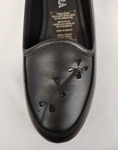 Black Slip-On Comfort Shoe