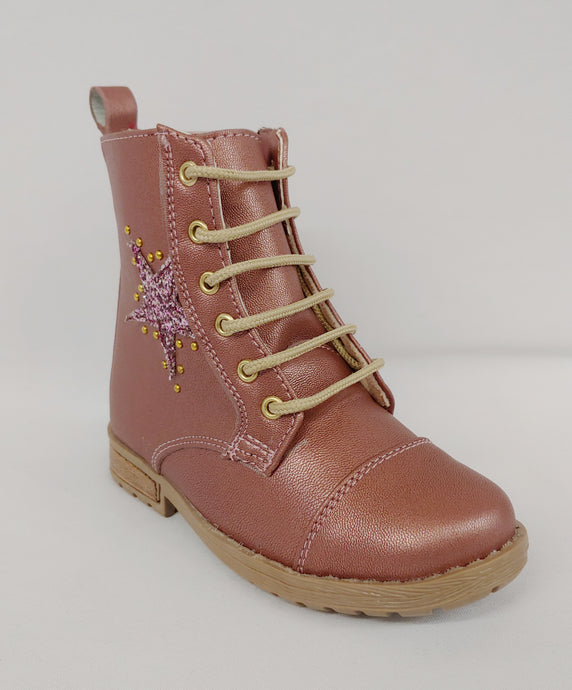 Rose Quartz Short Boot