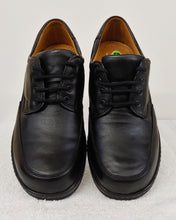 Black Lace-Up Therapeutic Shoe