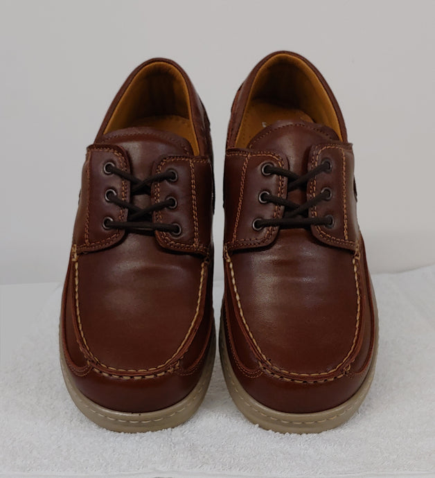 Brown Top-Sider Therapeutic Boat Shoe