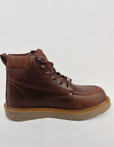 Mens Brown Ankle Boot