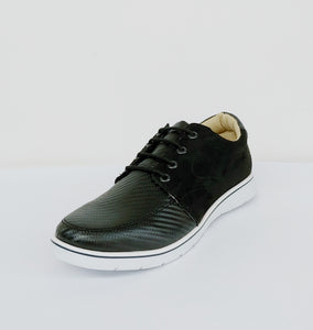 Mens Black Sneakers