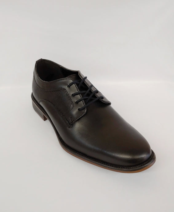 Ferrato® Black Oxford Shoe