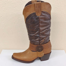 Ladies Parrall Western Boots