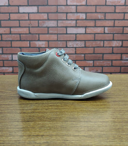 Dogi® Boys Gray Lace-up Boot