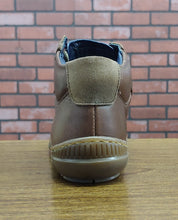 Dogi® Boys Brown High Top Tennis Shoe
