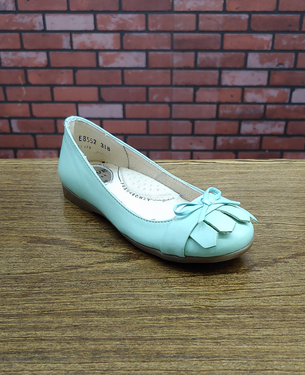 Dogi® Girls Mint Colored Flats