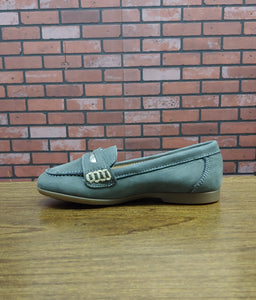 Dogi® Girls Grey Loafers