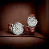 Couples Leather Watches