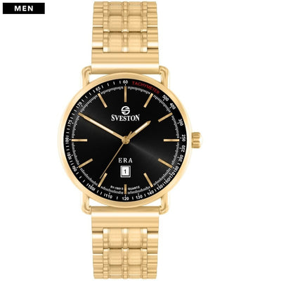 Sveston Ontario Royal Sv-19013 Gold-Black Stick