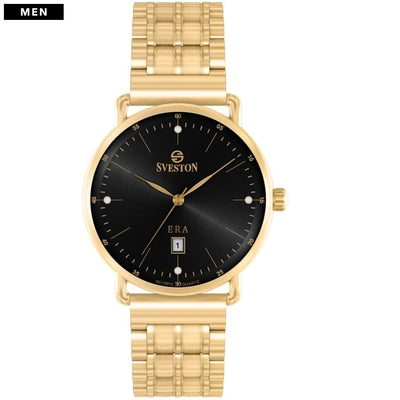 Sveston Ontario Royal Sv-19013 Gold-Black Stone