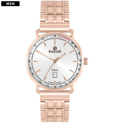 Sveston Ontario Royal Sv-19013 Rose-Gold White Stick