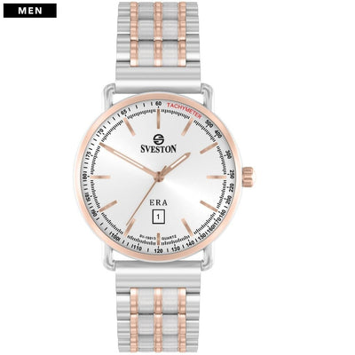 Sveston Ontario Royal Sv-19013 Rose-White Silver Stick