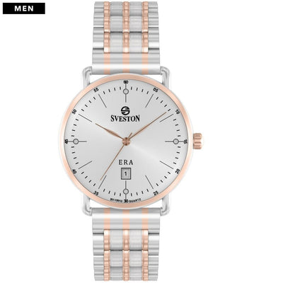 Sveston Ontario Royal Sv-19013 Rose White Sulver Stone
