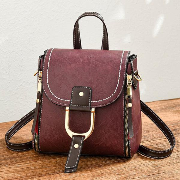 Audrey mini vintage backpack