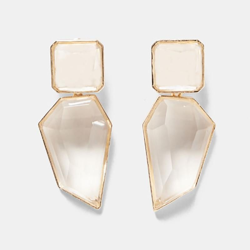 Nina West resin earrings