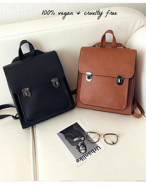 Audrey vintage backpack