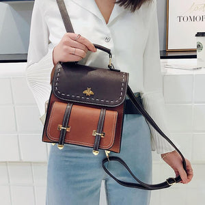 Neoma vintage backpack