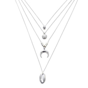 Riva layered Necklace