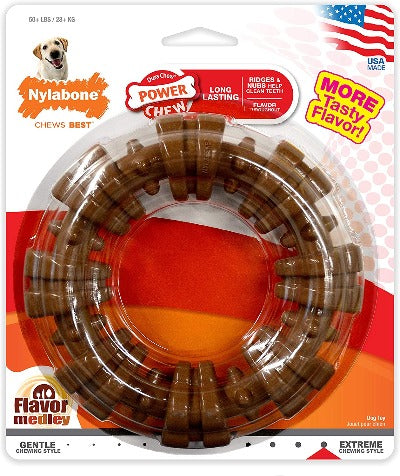 Nylabone Power Chew Ring Large