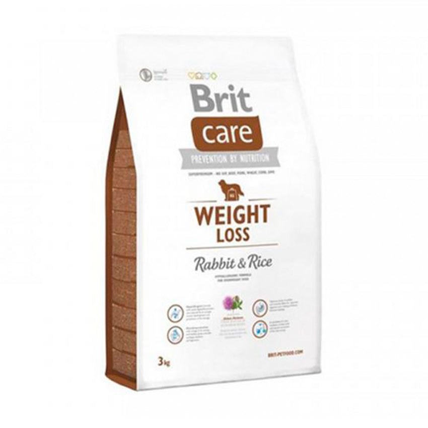 Brit Care Weight Loss Rabbit 3 y 12 kg