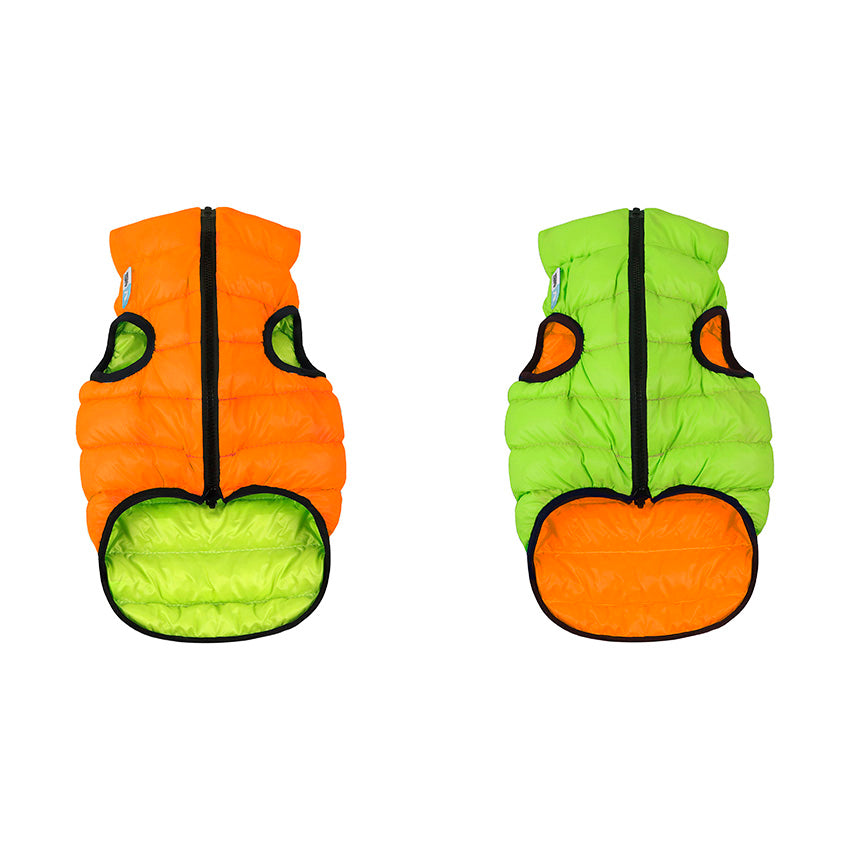 Parka Lime / Orange