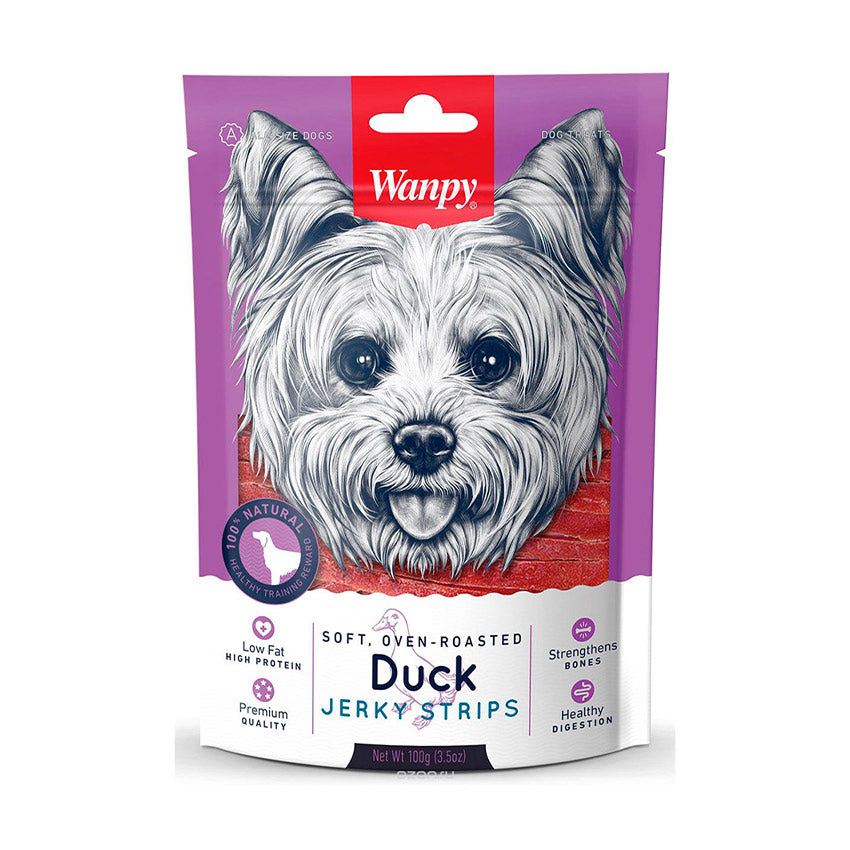Snack/Treats Duck Jerky Strips