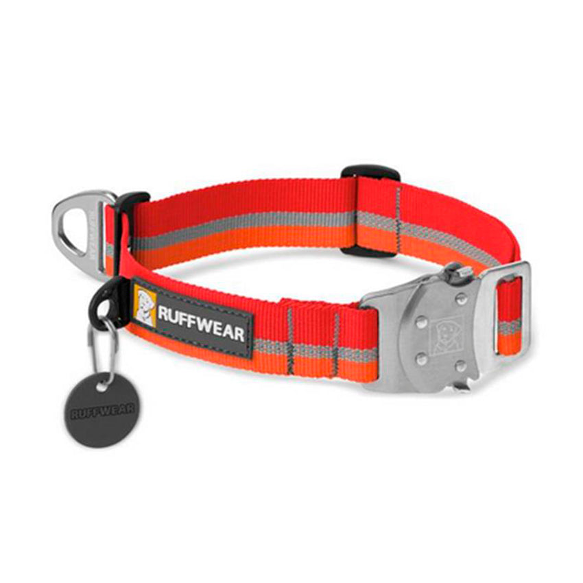 Collar - Top Rope Kokanee Red
