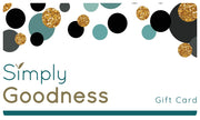 Simply Goodness Gift Card
