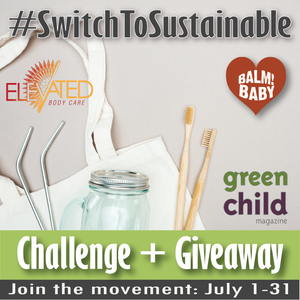Make a Sustainable Switch in July & Win!