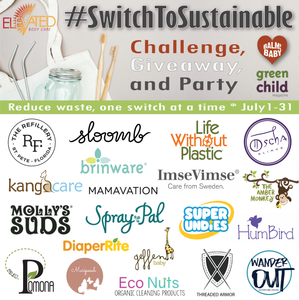 #SwitchToSustainable