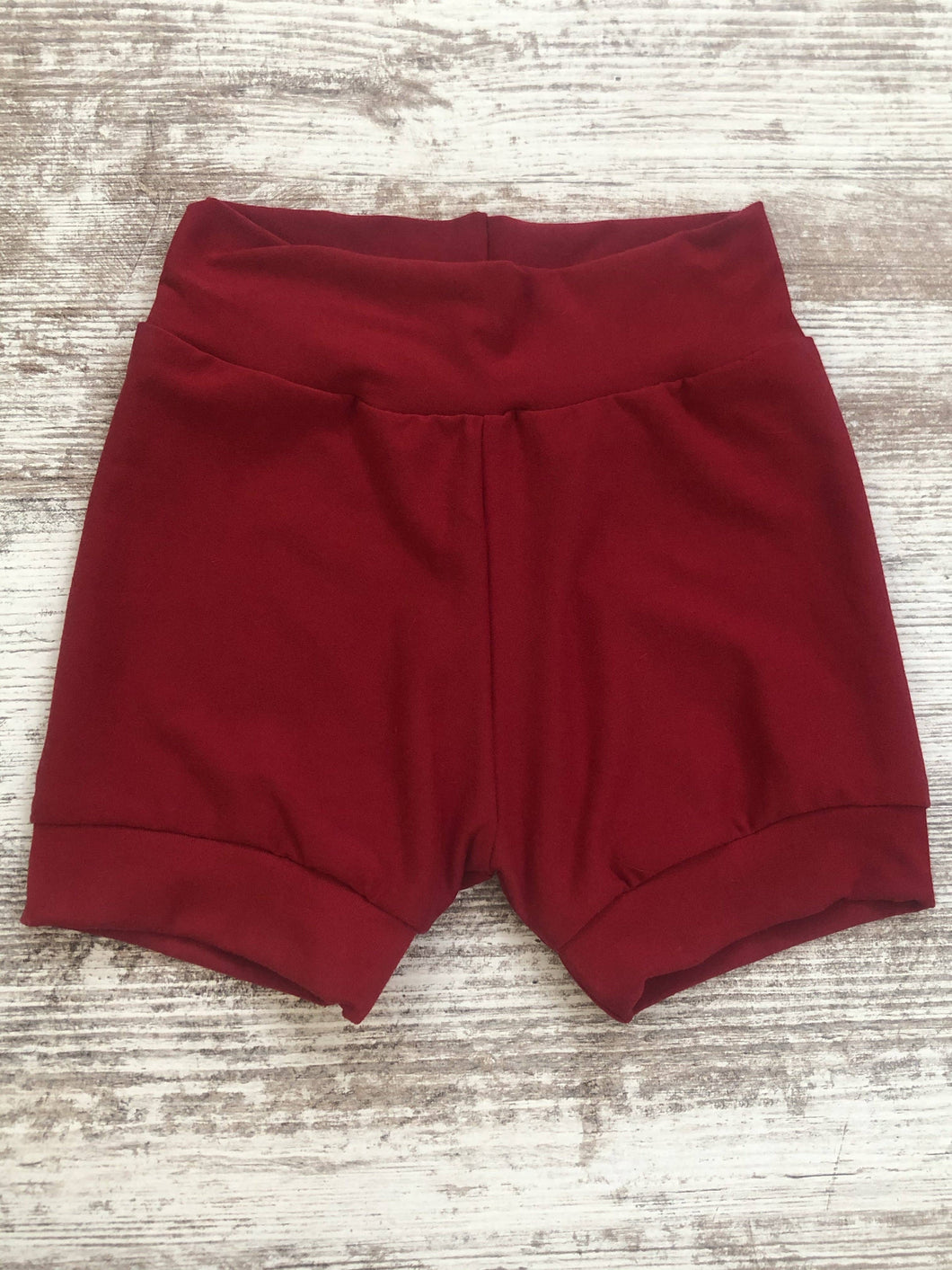Jena Bug Baby Boutique - Rose Red Shorties