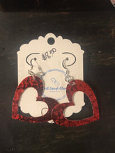 Heart Cutout Earrings