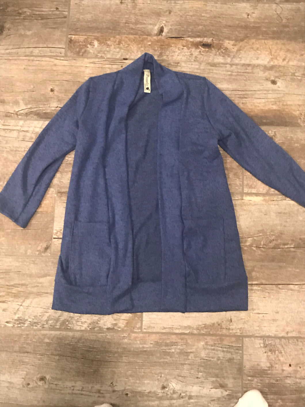 Toddler Pocket Cardigan